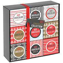Buy Hot Chocolate Selection, Set of 9, 180g Online at johnlewis.com