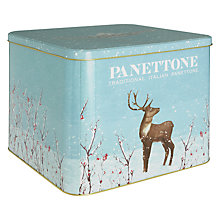 Buy Chiostro Di Saronno Panettone in Tin, 3kg Online at johnlewis.com