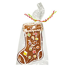 Buy Gingerbread Stocking Online at johnlewis.com
