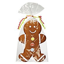 Buy Gingerbread Man, Large, 225g Online at johnlewis.com