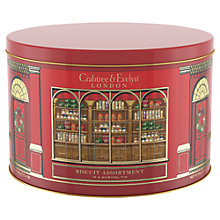 Buy Crabtree & Evelyn Musical Biscuit Tin, 600g Online at johnlewis.com