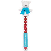 Buy Polar Bear Finger Puppet with Milk Chocolates, 50g Online at johnlewis.com