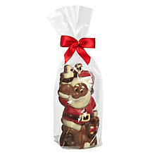 Buy Natalies Chocolate Milk Chocolate Santa, 75g Online at johnlewis.com