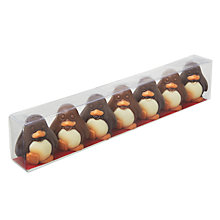 Buy Natalie Chocolates Dark and Milk Chocolate Penguins, 85g Online at johnlewis.com