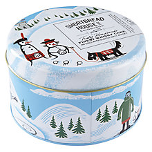 Buy Shortbread House of Edinburgh Christmas Whisky Cake, 400g Online at johnlewis.com
