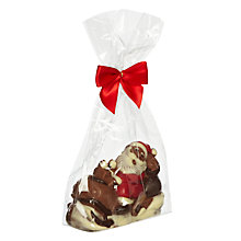 Buy Natalies Chocolates Milk Chocolate Santa Sleigh, 125g Online at johnlewis.com