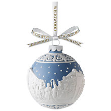 Buy Wedgwood Carol Singers Decoration Online at johnlewis.com