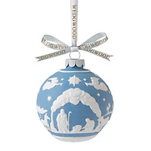 Buy Wedgwood Nativity Decoration Online at johnlewis.com