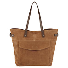 Buy Jigsaw Freya Trapeze Tote Bag Online at johnlewis.com