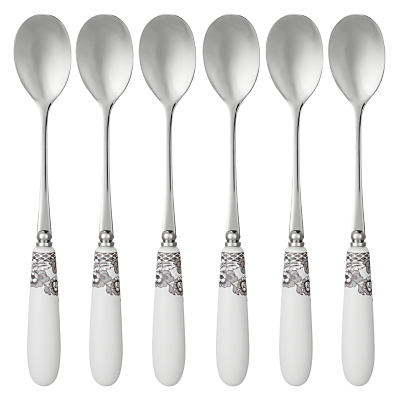 Spode Rural Delamere for John Lewis Spoons, 6 Piece