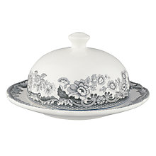 Buy Spode Rural Delamere Butter Dish Online at johnlewis.com