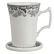 Buy Spode Rural Delamere Mug & Coaster Online at johnlewis.com