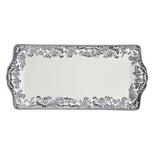 Buy Spode Rural Delamere Sandwich Tray Online at johnlewis.com