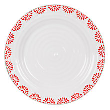Buy Sophie Conran for Portmeirion Christmas Dinner Plate Online at johnlewis.com