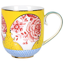 Buy PiP Studio Royal Large Mug, Yellow Online at johnlewis.com
