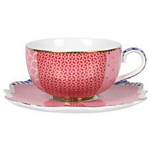 Buy PiP Studio Royal Espresso Cup & Saucer Online at johnlewis.com