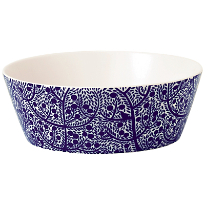 Royal Doulton Fable Serving Bowl, Blue