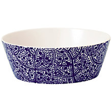 Buy Royal Doulton Fable Serving Bowl, Blue Online at johnlewis.com
