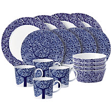 Buy Royal Doulton Fable Tableware Set, 16 Piece Online at johnlewis.com