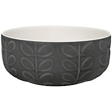 Buy Orla Kiely Cereal Bowl Online at johnlewis.com