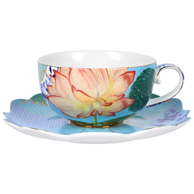 PiP Studio Royal Tea Cup & Saucer, Limited Edition