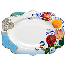 Buy PiP Studio Royal Oval Platter, L40cm Online at johnlewis.com