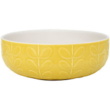 Buy Orla Kiely Pasta Bowl Online at johnlewis.com