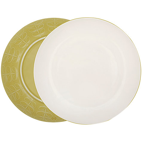 Buy Orla Kiely Dinner Plate Online at johnlewis.com