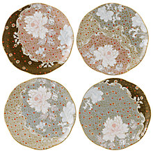 Buy Wedgwood Daisy Plates, Set of 4 Online at johnlewis.com