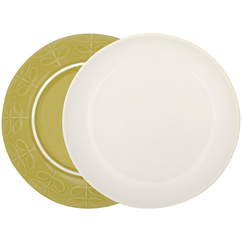 Buy Orla Kiely Side Plate Online at johnlewis.com