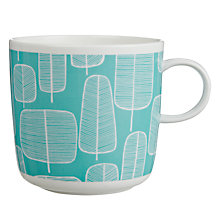 Buy MissPrint Little Trees Mug Online at johnlewis.com