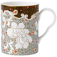 Buy Wedgwood Daisy Large Mug, Blue Online at johnlewis.com