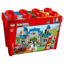 Buy LEGO Juniors  Knights' Castle Online at johnlewis.com
