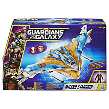 Buy Marvel Guardians of the Galaxy Milan Starship Online at johnlewis.com