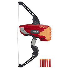 Buy Nerf N-Strike Elite Mega ThunderBow Blaster Online at johnlewis.com