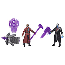 Buy Marvel Guardians of the Galaxy Figures, Assorted Online at johnlewis.com