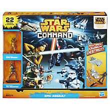 Buy Star Wars Rebels Command Epic Assault Pack Online at johnlewis.com