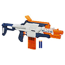 Buy Nerf N-Strike Elite Nerf Cam ECS-12 Blaster Online at johnlewis.com