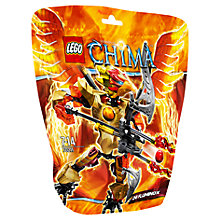 Buy LEGO Chima CHI Fluminox Figure Online at johnlewis.com