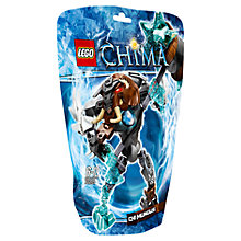 Buy LEGO Chima CHI Mungus Figure Online at johnlewis.com