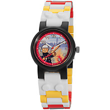 Buy LEGO City Fireman Watch Online at johnlewis.com