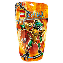 Buy LEGO Legends of Chima CHI Craggar Online at johnlewis.com