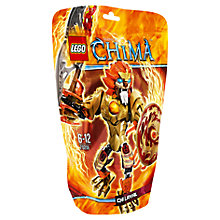 Buy LEGO Legends of Chima CHI Laval Online at johnlewis.com
