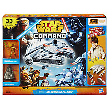 Buy Star Wars Rebels Command Millennium Falcon Pack Online at johnlewis.com