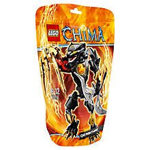 Buy LEGO Chima Panthar Figure Online at johnlewis.com