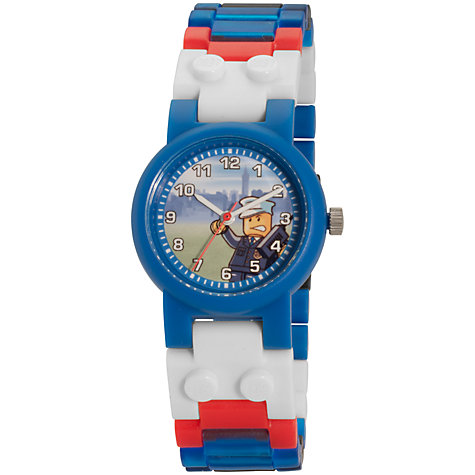 Buy LEGO City Police Watch Online at johnlewis.com