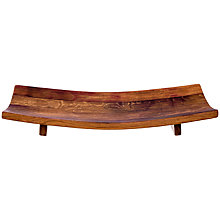 Buy Dassie Wine Barrel Curved Platter Online at johnlewis.com