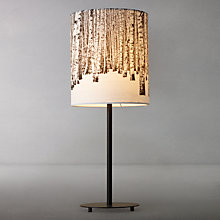 Buy John Lewis Photographic Trees Table Lamp Online at johnlewis.com