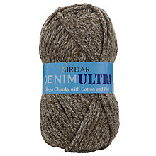 Buy Sirdar Denim Ultra Super Super Chunky Yarn, 100g Online at johnlewis.com