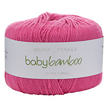 Buy Sirdar Snuggly Baby Bamboo DK Yarn, 50g Online at johnlewis.com